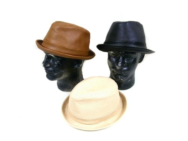 Punch Kawa Hat BRO,IVO,BLK
