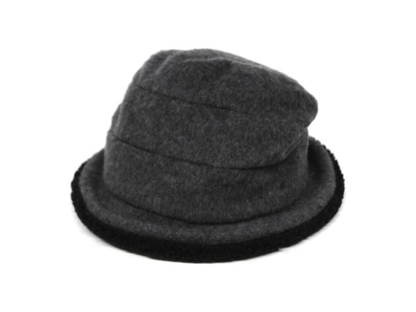 KIDS Boa Hat GRY