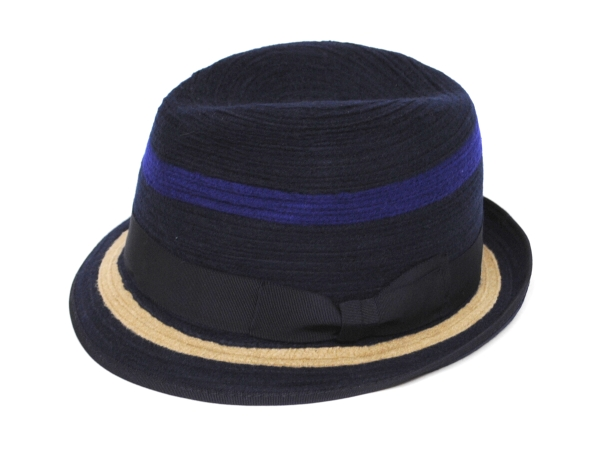 Braid Felt Hat NVY