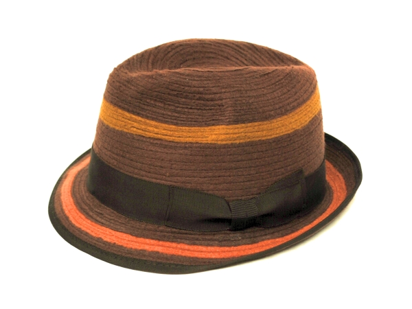 Braid Felt Hat BRO