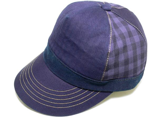 Indigo Cap