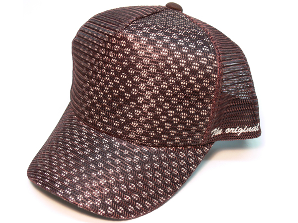 Dot Mesh Cap