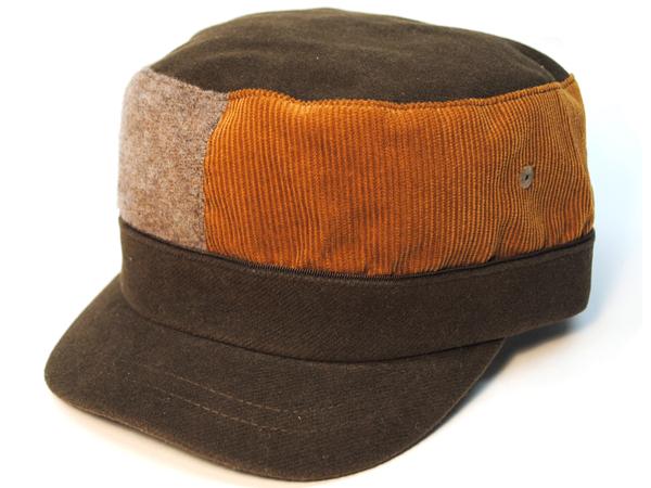 Combeef Cap ブラウン