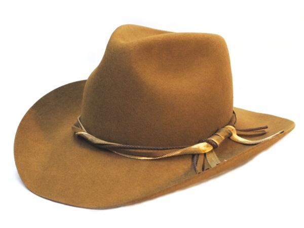 Felt Cowboy MOC