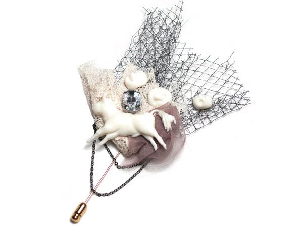 Goya × Ikhtiart Hatpin