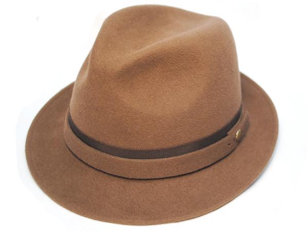 Roll Gros Fedora HAT