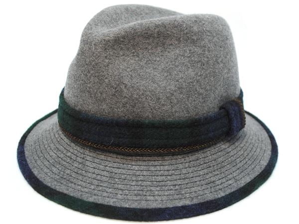 Felt Tweed Hat