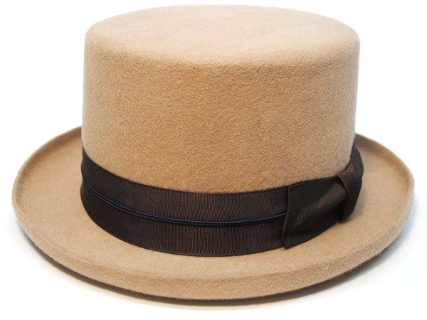 Wool Silk Hat