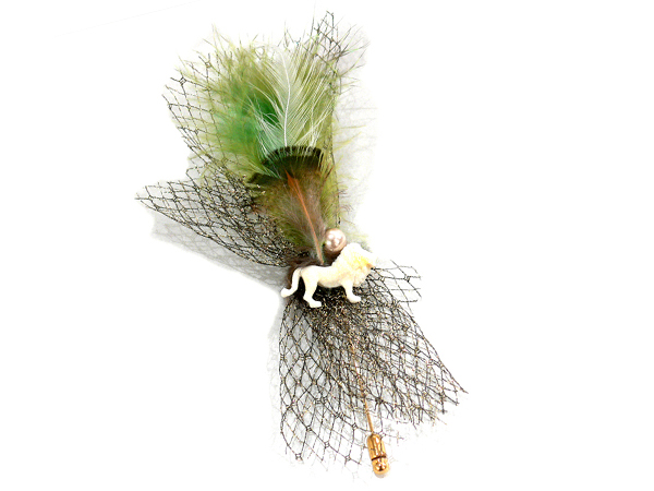 Animal Hatpin1