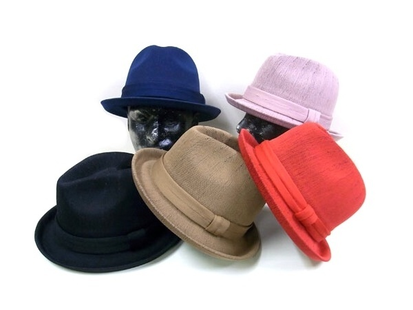 Siko Hat BLK,NVY,MOC,PNK,RED