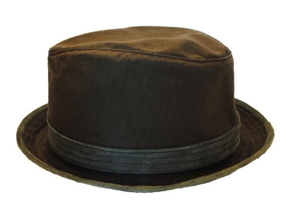 Rip Para Hat オリーブ